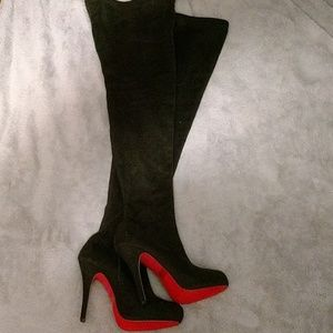 Shoes - Sexy Tall Boots